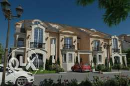 Twin House in Layan Sabour for sale with installments prime location
