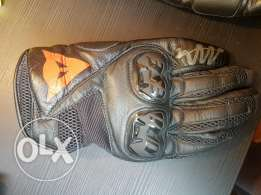 Dainese leather glove