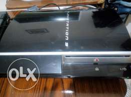 ps3 fat hd 500 with games