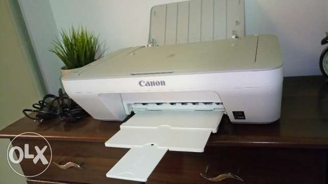 Canon PIXMA MG2440 All in one Printer, Scanner, Copier 6 أكتوبر -  2