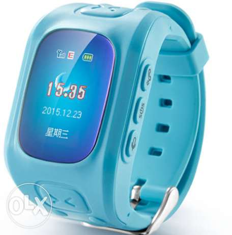 Kids Smartwatch with GPS tracking