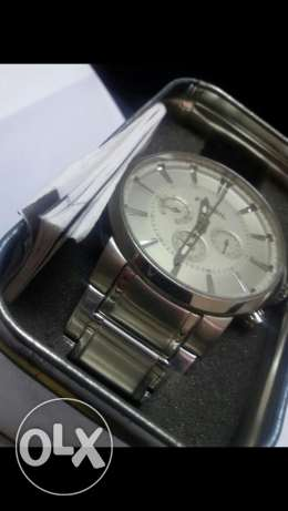 Original Fossil watch ..Big dial