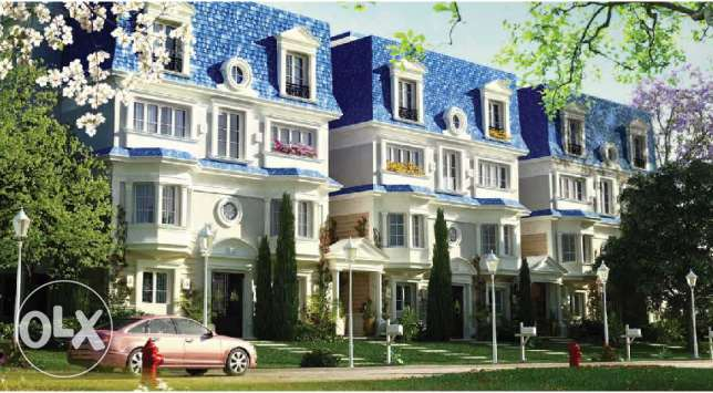 Hurry Up I Villa Middle in MV Hyde Park New Cairo