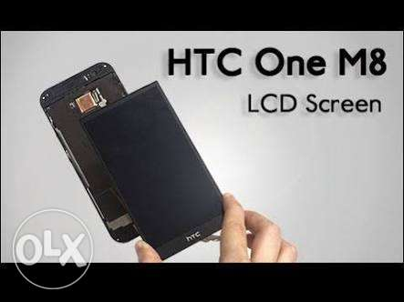 Htc one m8 lcd screen