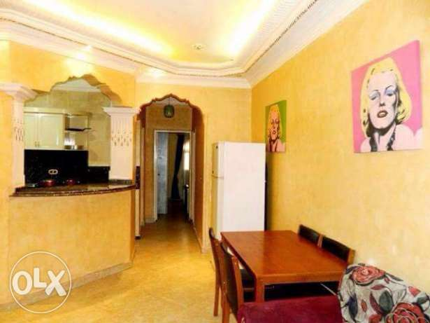 For rent two bedroom apartment in a villain Mubarak 6. 3000 LE الغردقة - أخرى -  5