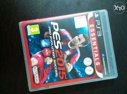 Playstation 3 Super slim 500 GB - Black + PES 2015 CD