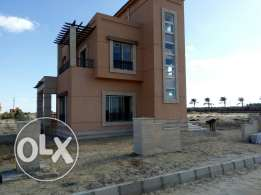فيلا كمبوند افق جاردنز . villa at Ofok Gardens Compound