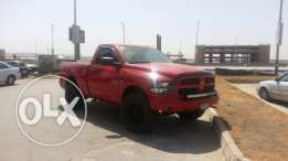 Dodge Ram single cab