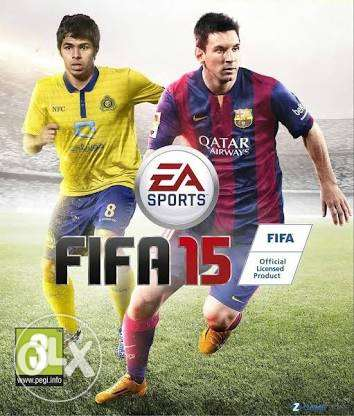 FIFA 15 & FIFA 14 & FIFA 13 & call of duty mw3 & most wanted for ps3