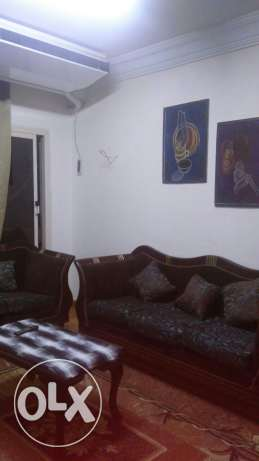 For females , a shared room for rent in nasr city 1250 L.E
