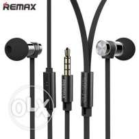 REMAX staninless steel headset