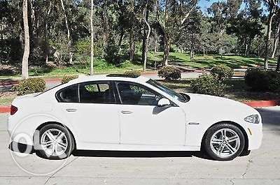2016 BMW 5-Series 528i M SPORT from USA
