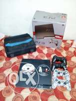 Ps3 multiman and 2 cd and 4 joysticks