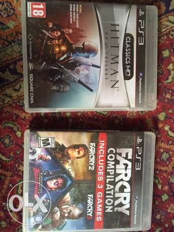 trilogies both including all 3 games