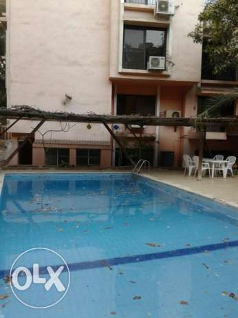Elegant groundfloor wz swimming pool at maadi sarayat
