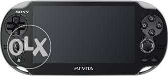 PS Vita Sony with Fifa 2016 And Call Of Duty Black ops