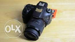 Sony a58 professional with 18-55 lens brand new