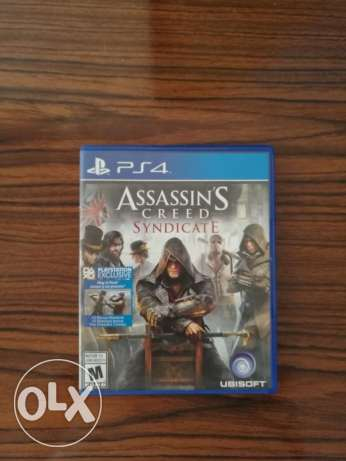 Assassin's creed syndicate 6 أكتوبر -  1