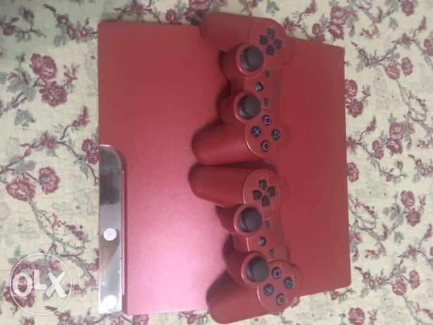 playstation 3 Red Edition