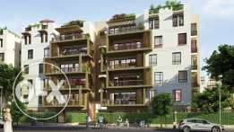 apartment 125m in eastown sodic new Cairo