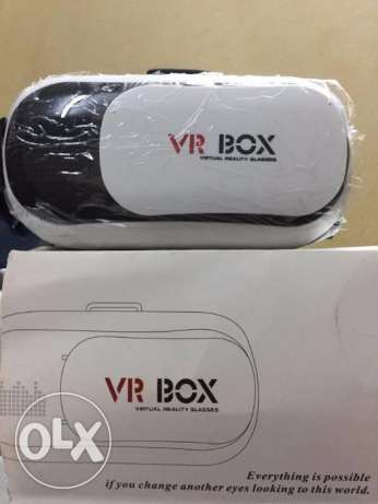 VR Box 2 + Bluetooth Remote