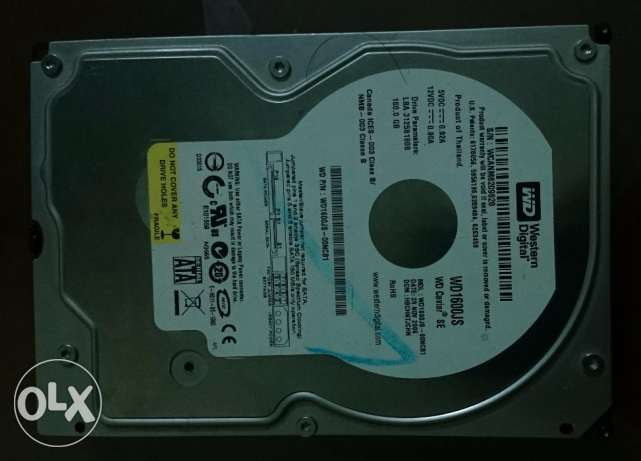 Hard Disc Drive 160 GB