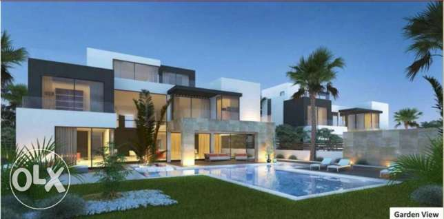 Twin house 300 m | garden view | payment 7 years القاهرة الجديدة - أخرى -  1