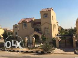 For Rent villa separate in Madianty, مدينتى