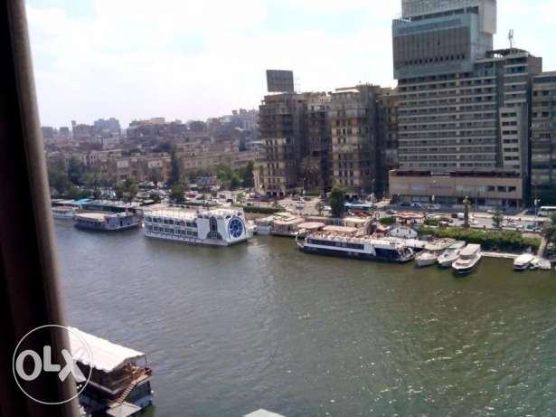 Nice Nile view apartment for sale in Zamalek