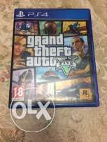 Gta V ps4 for sale or trade
