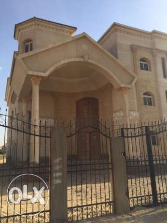 Villa For Sale In Obour Golf City Prime Location مدينة نصر -  2