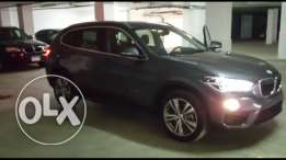 new shape X1 Sport Panorama with full insurance