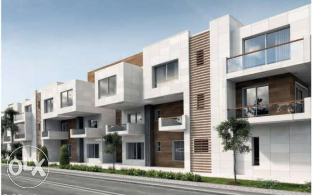 Middle town house for sale in Soleya INERTIA October prime location 6 أكتوبر -  1