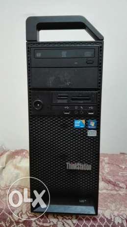 Lenovo workstation S20 E5620 2.4 cache 12