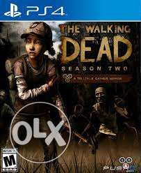 the walking dead season two ps4 game