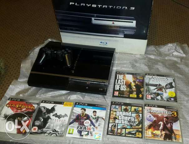 Playstation 3 60 Gigabits