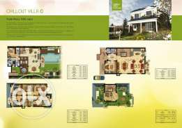 Mountain View Chill Out Park, 6 October Stand alone villa (Type C)