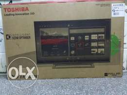 Toshiba smart & android full HD with 8 g bit internal memory