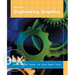 Engineering graphics (International Edition) 8th edition 6 أكتوبر -  1