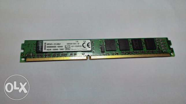 (Kingston RAM DDR3 KVR16N11S8/4 (4GB