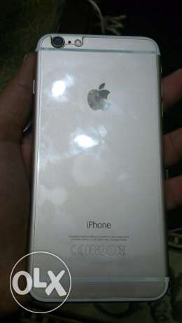 iphone 6 plus 64G Gold المهندسين -  2