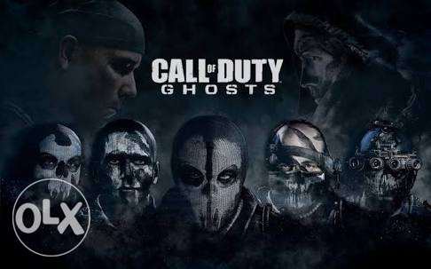 Call Of Duty Ghosts Pc DVD مدينة نصر -  2