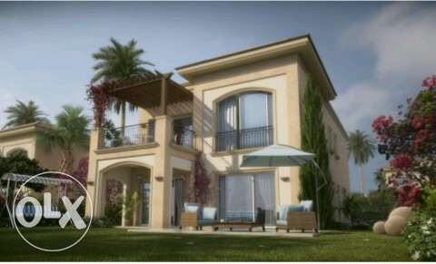 Laguna Bay - Sokhna Stand Alone Villa With 7 Years Installment