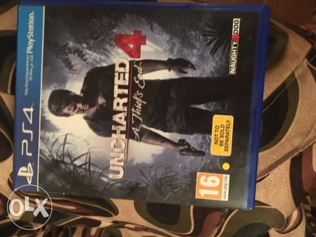 uncharted 4 for ps4 دمنهور -  4