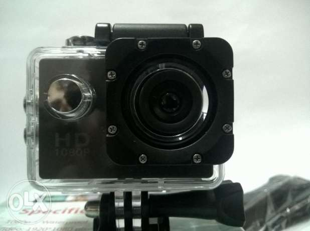 waterproof sports camera HD