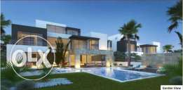 Twin house 300 m | garden view | payment 7 years