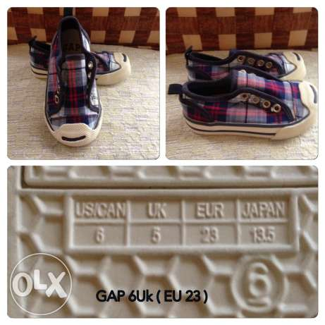 Brand New GAP Kids Shoes المعادي -  1