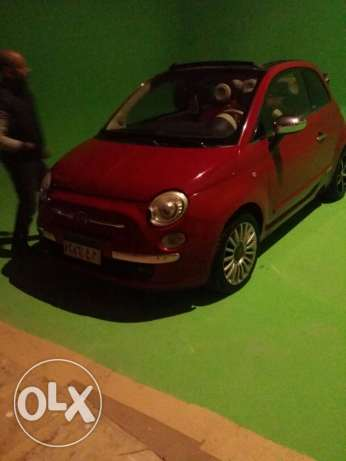 Fiat 500 C for sale