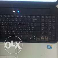 Laptop Compaq Presario Core 2 Duo