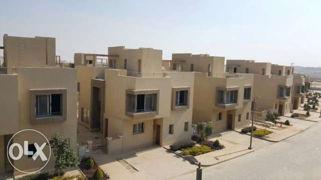 Stanalone villa type I for sale In golf extension 390 sqm 6 أكتوبر -  2